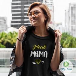 Marškinėliai: Ideali mama...