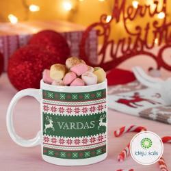 Kalėdinis puodelis IS1172