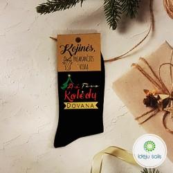 Kojinės: Aš tavo kalėdų...