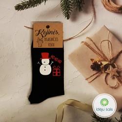 Kojinės: Ho-ho-ho IS421