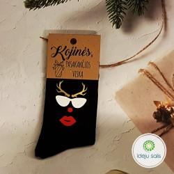 Kalėdinės kojinės IS423