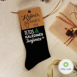 Tetos kalėdinės kojinės IS424
