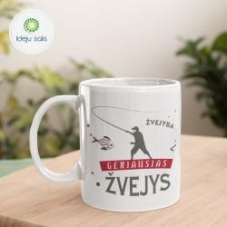 Geriausio žvejo puodelis...
