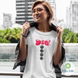 Marškinėliai: Super mama IS78M