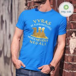 Marškinėliai: Vyras ne...