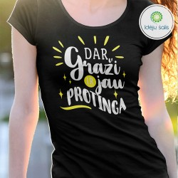 Marškinėliai: Dar graži ir...