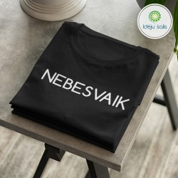 Marškinėliai: Nebesvaik IS619M