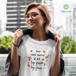 Marškinėliai: Dar jauna IS1011