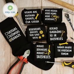 7 porų kojinių rinkinys:...