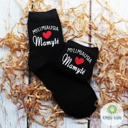 Kojinės: Mylimiausia mamytė...