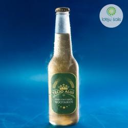 Etiketė: Tėčio alaus žalia...